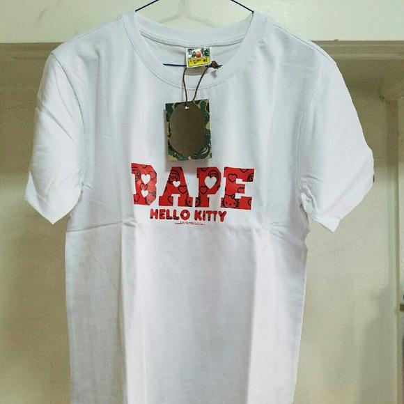 d52572da Bape Shirts | A Bathing Ape Hello Kitty Collaboration | Poshmark
